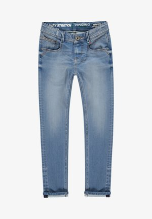 ALFONS - Slim fit jeans - blue denim