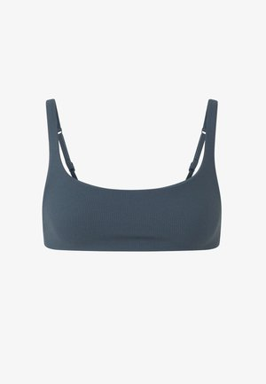 Bikiniöverdel - blue
