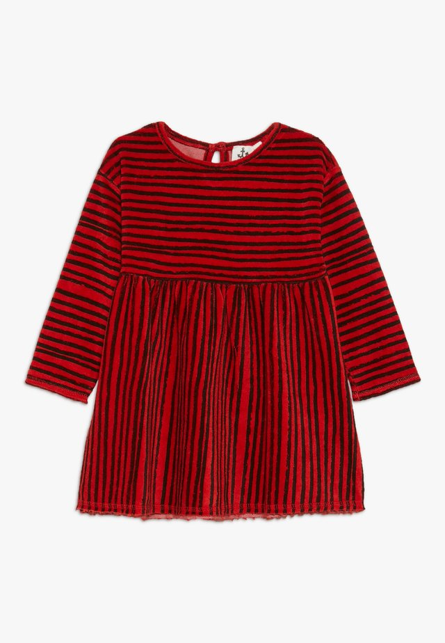 BABY DRESS - Korte jurk - red