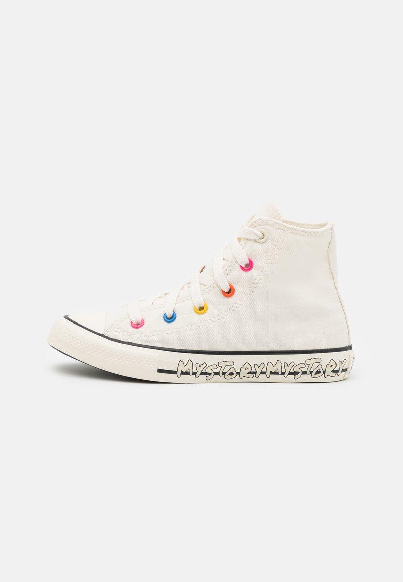 Converse - CHUCK TAYLOR ALL STAR MY STORY UNISEX - Zapatillas altas - egret/hyper pink/black