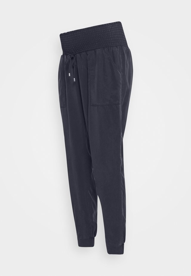 OFF DUTY PANT - Trousers - navy