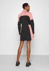 Alberta Ferretti - UNITARD - Day dress - black - 2
