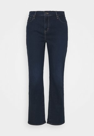 724 PL HR STRAIGHT - Straight leg jeans - dark blue denim