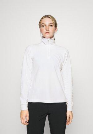 WOMAN - Sweat polaire - bianco