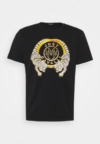 EXCLUSIVE - Print T-shirt - black