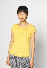 Soyaconcept - MARICA  - Basic T-shirt - yellow - 0