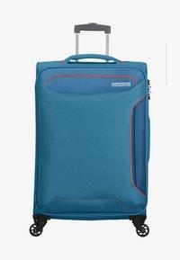 American Tourister - HOLIDAY HEAT - Wheeled suitcase - denim blue - 0
