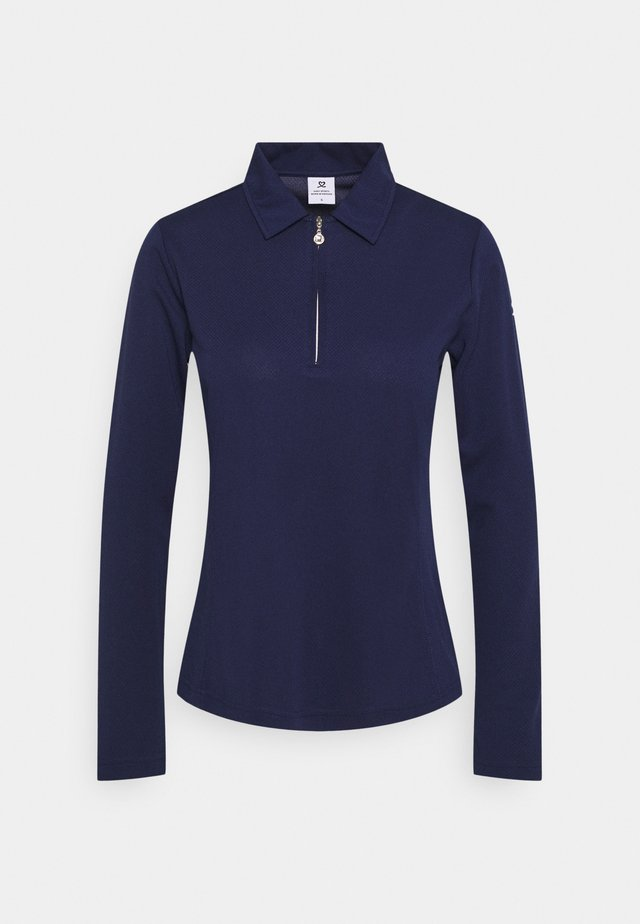 MACY  - Polo shirt - navy
