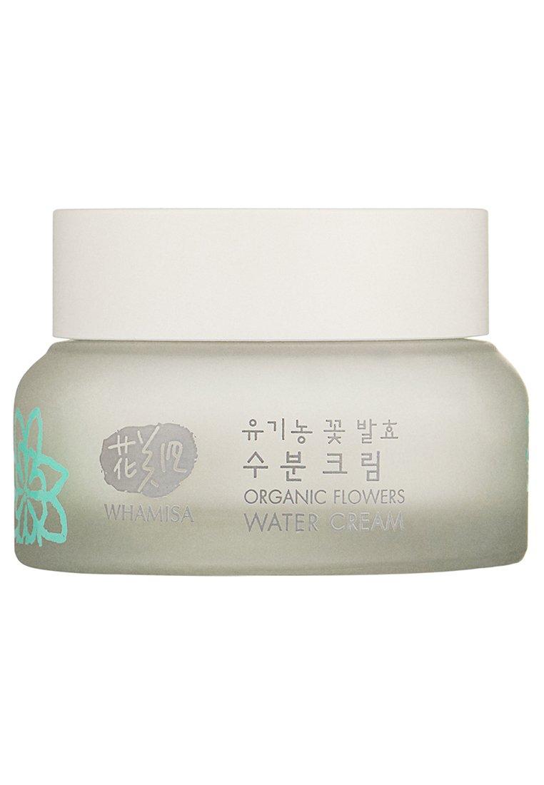 Whamisa - ORGANIC FLOWERS WATER CREAM - Face cream - -