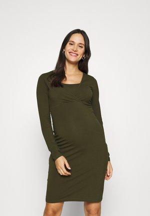 MLLEA TESS DRESS - Jersey dress - beluga