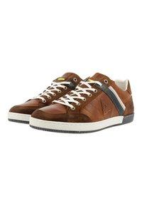 Gaastra - WILLIS PUL - Sneakers laag - cognac - 2