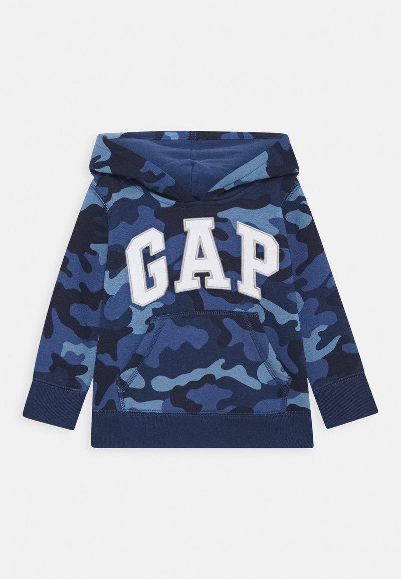 GAP - TODDLER BOY LOGO - Hoodie - blue