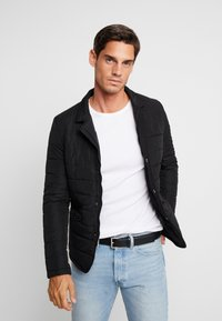 Teddy Smith - V-ROBIN - Light jacket - black - 2