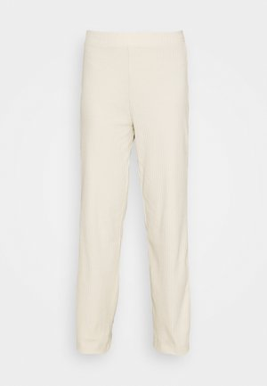 CLARA TOUSERS - Trousers - beige