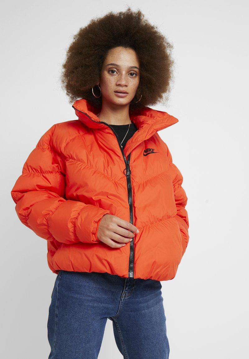 Nike Sportswear - SYN FILL - Winter jacket - team orange