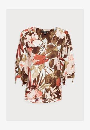 CVE FLOWER - Blouse - light pink