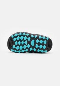 Kamik - CRAB UNISEX - Walking sandals - navy teal/marine bleu sarcelle - 4