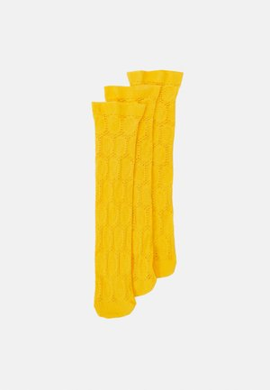 BERRY TRIM - Ponožky - sun ray
