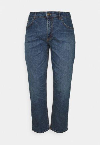 DETROIT - Jeans Tapered Fit - dark indigo