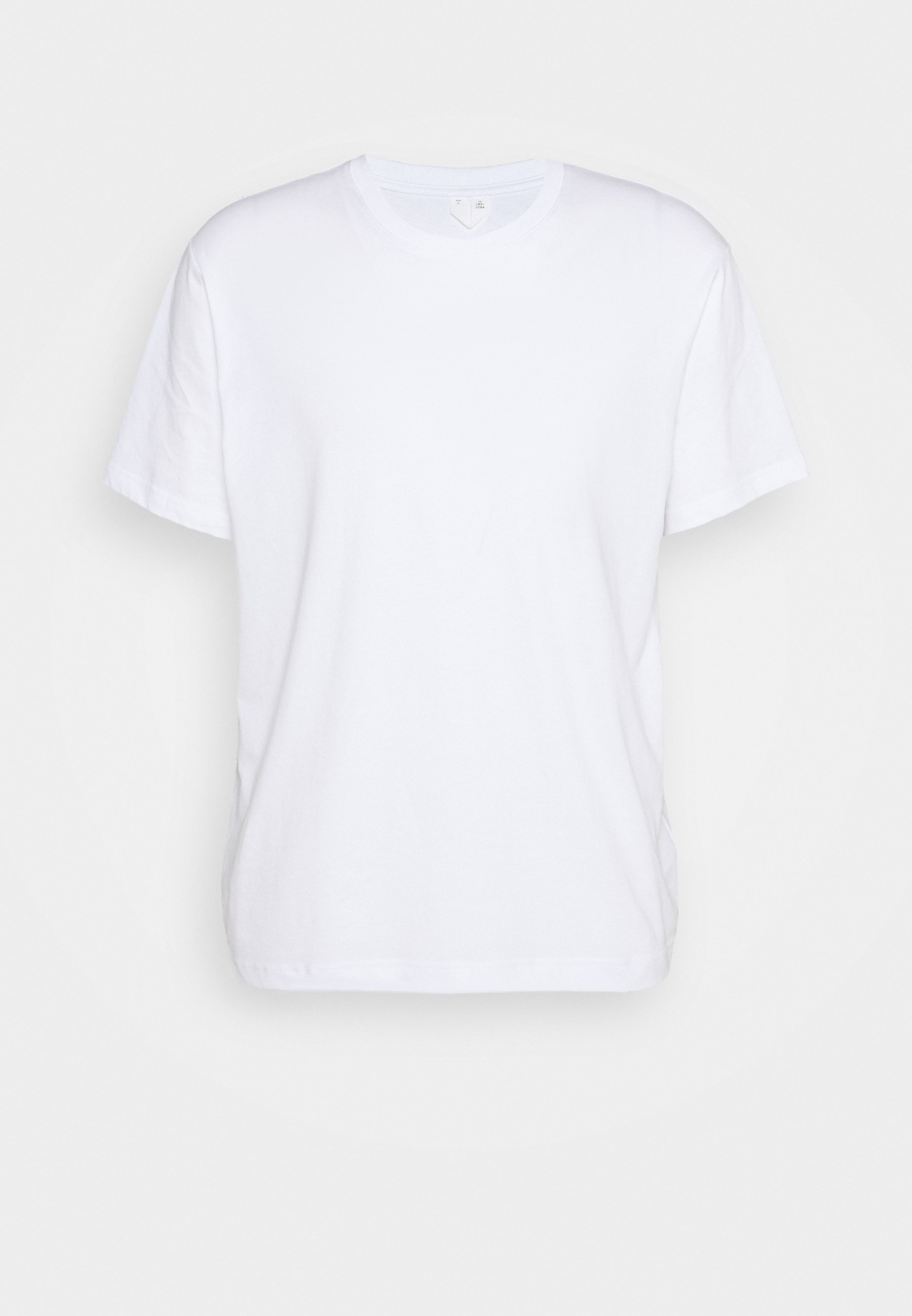 T SHIRT T shirt bas white light