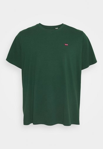 BIG ORIGINAL TEE - T-shirt - bas - pineneedle