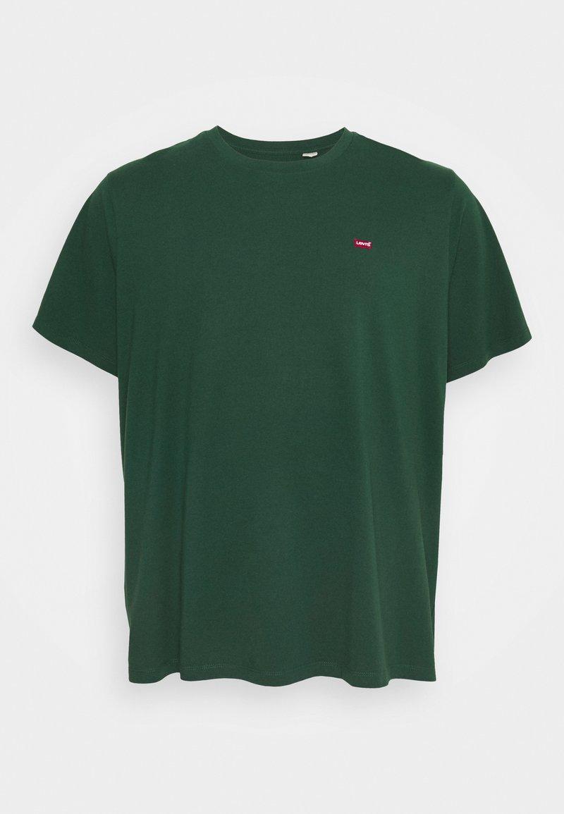 Levi's® Plus - BIG ORIGINAL TEE - Jednoduché triko - pineneedle
