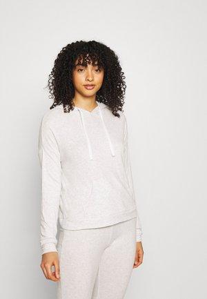 LEIA LOUNGEWEAR - Pyjama top - gris