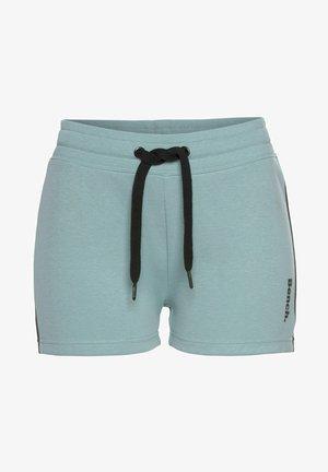 Pyjama bottoms - mint/schwarz