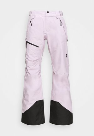 VERTICAL 3L PANTS - Snow pants - cold blush