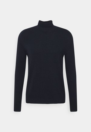VALLEY ROLL NECK - Jumper - total eclipse