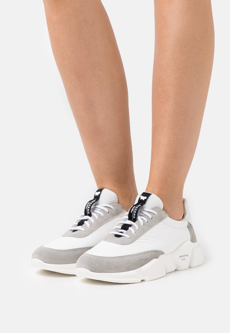 WEEKEND MaxMara - CIGNO - Sneakers basse - bianco
