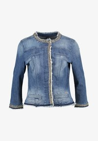 Liu Jo Jeans - KATE - Jeansjakke - denim blue stretch - 6