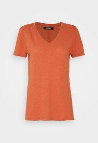 Zign - Basic T-shirt - light red - 4