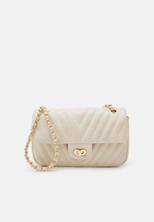 ALINA BAG - Across body bag - beige