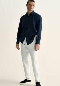 Massimo Dutti - Trousers - white - 0