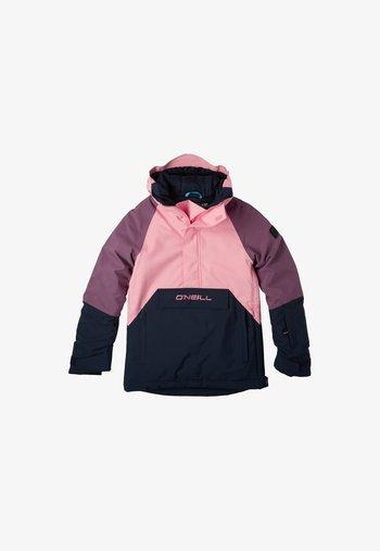 PGANORAK - Snowboard jacket - conch shell