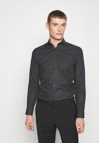 OLYMP No. Six - No. 6 - Koszula biznesowa - graphit - 0