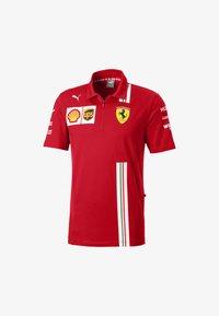 Puma - Poloshirt - rosso corsa - 3
