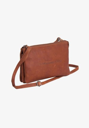 SADIE - Across body bag - cognac