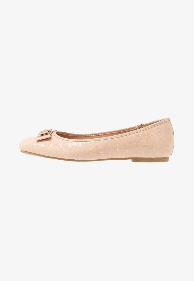 HYRIA - Ballet pumps - nude