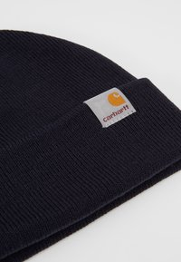 Carhartt WIP - STRATUS HAT LOW - Mössa - dark navy - 2
