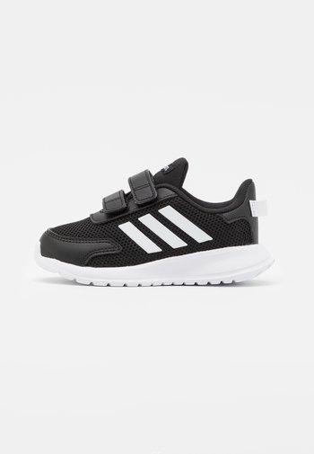 TENSAUR RUN UNISEX - Neutrale løbesko - core black/footwear white