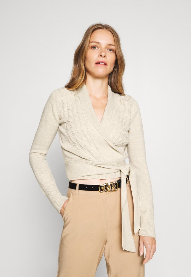 Pullover - stone