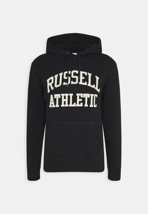 CORE TACKLE TWILL PULL OVER HOODY UNISEX - Hoodie - black