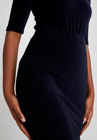 EDITED - SOPHIE SKIRT - Pouzdrová sukně - navy - 4