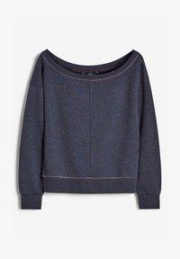 Next - Sweatshirt - metallic blue - 5