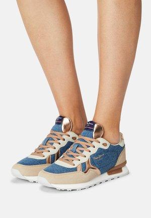 BRITT ORIGIN WOMEN - Trainers - royal blue