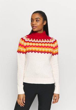 DEMI - Pullover - white