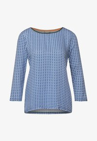 Street One - Long sleeved top - blau - 3