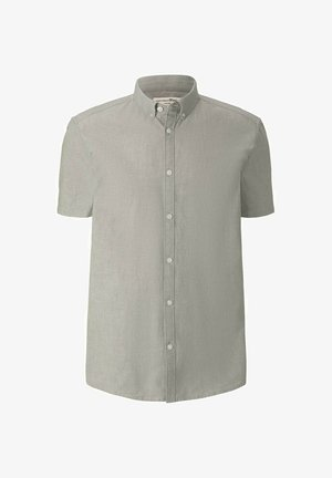 Shirt - light olive chambray